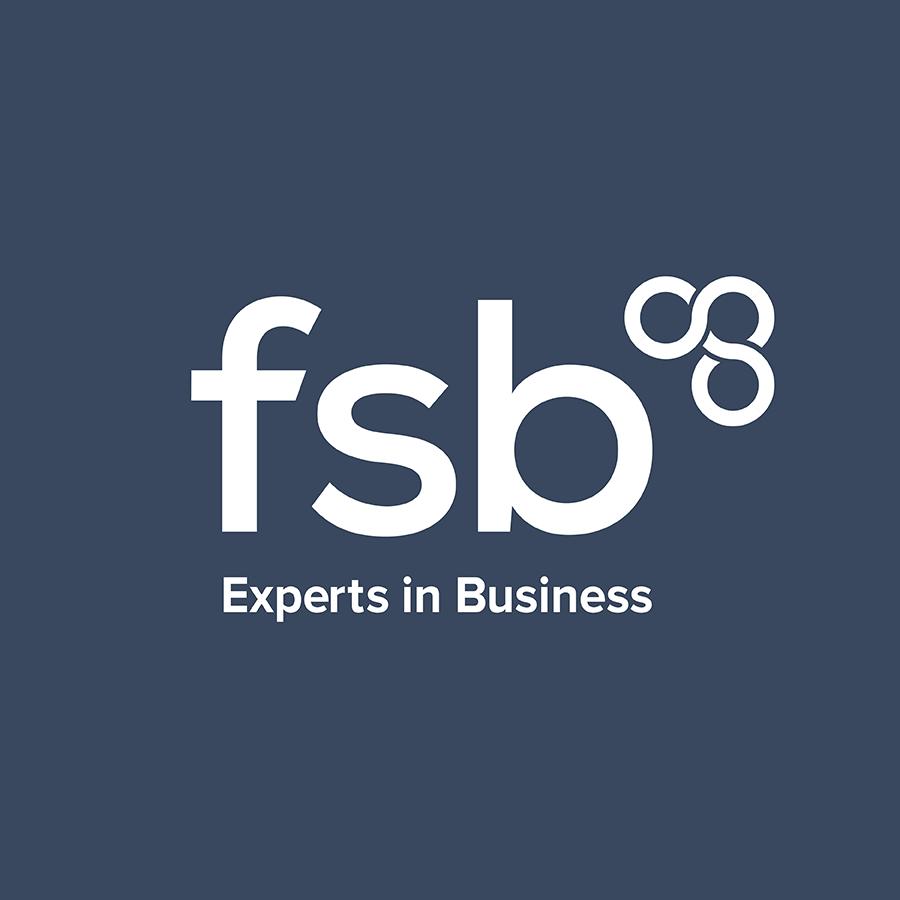 fsb federation of small businesses logo design
