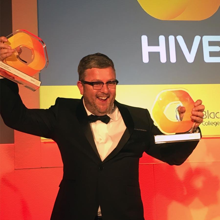 hive business awards winners 2016