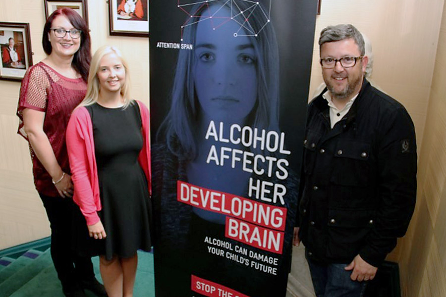 alcohol awareness campaign launched.